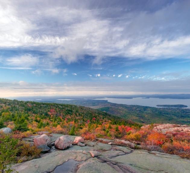 Acadia-Mountain